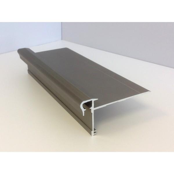 profil de nez de marche technistair lg 1 5m attitude. Black Bedroom Furniture Sets. Home Design Ideas