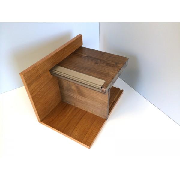 Kit habillage escalier - Nez de marche antiderapant escalier bois ...