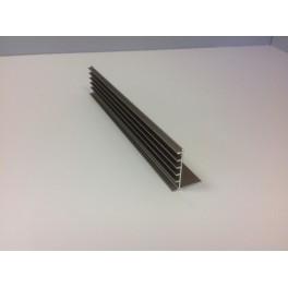 Profilé complémentaire TechniStair Lg. 1.5m